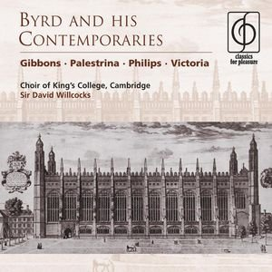 Image for 'Byrd and his Contemporaries'