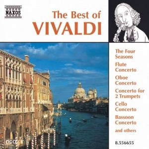 Image for 'VIVALDI (THE BEST OF)'