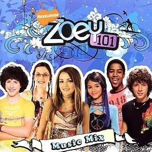 Image for 'Zoey 101: Music Mix'