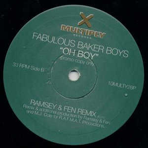 Image for 'Fabulous Baker Boys'