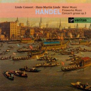 Image for 'Handel - Orchestral Works'