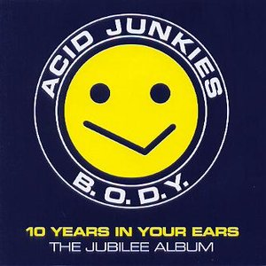 Image for 'AJR0401 B.O.D.Y. - 10 Years In Your Ears - The Jubilee Album'
