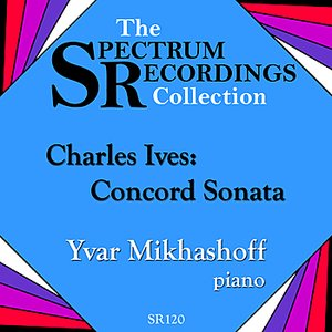 Image for 'Charles Ives: Concord Sonata'