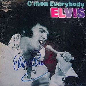 Image for 'C'Mon Everybody'