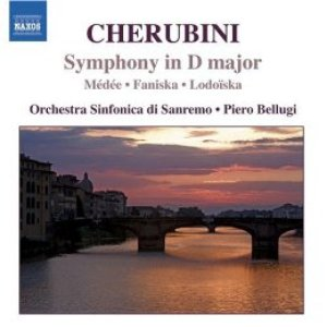 Image for 'CHERUBINI: Symphony in D, Overtures'