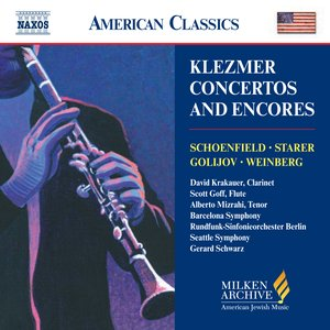 Image for 'Klezmer Concertos And Encores'