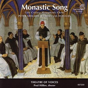 Image pour 'Monastic Song - 12th Century Monophonic Chant'