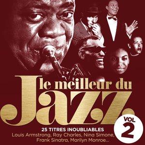 Image for 'Le meilleur du Jazz, vol. 2 (50 Titres Inoubliables - Remasterisé)'