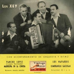Image for 'Vintage Spanish Folk Nº2 - EPs Collectors'