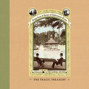 "Image for 'The Tragic Treasury: Songs From ""A Series of Unfortunate Events""'"