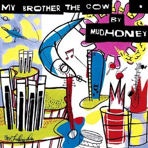 Immagine per 'My Brother the Cow'