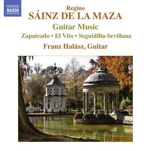 Image for 'Sáinz de la Maza: Guitar Music'