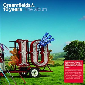 Bild für 'Creamfields: 10 Years: The Album'