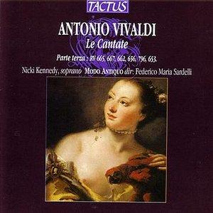 Image for 'Vivaldi: Le Cantate - Parte Terza'
