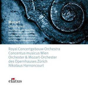 Image for 'Mozart : Overtures'