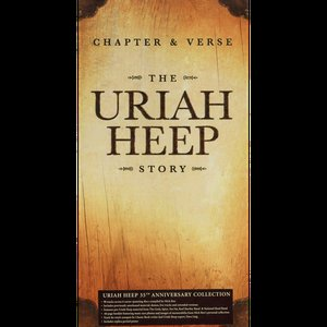 Image for 'Chapter & Verse: The Uriah Heep Story'