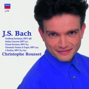 Image for 'Bach, J.S.: Harpsichord Works'