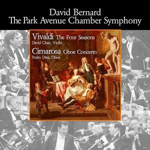 Image for 'Vivaldi: The Four Seasons - Cimarosa: Oboe Concerto'