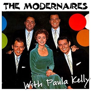 Immagine per 'The Modernaires With Paula Kelly'