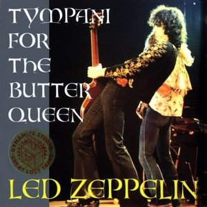 Image for 'Tympani For The Butter Queen'