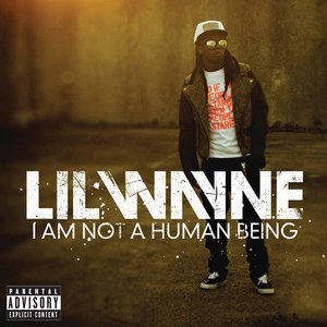Image pour 'I Am Not a Human Being'