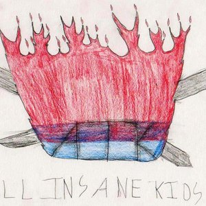 Immagine per 'All Insane Kids'