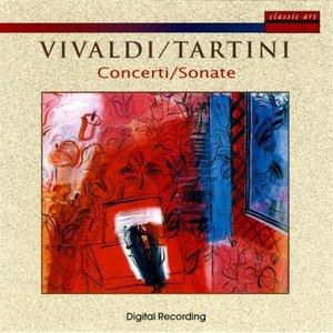 Image pour 'Concerti, Sonate - Vivaldi, Tartini'