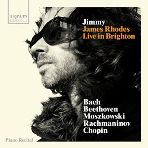 Image for 'Jimmy: James Rhodes Live in Brighton'