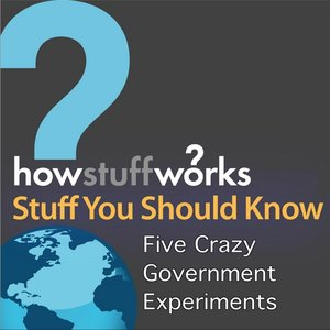 Image for 'Five Crazy Government Experiments'