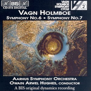 Image for 'Holmboe: Symphonies Nos. 6 and 7'