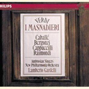 Image for 'Verdi: I Masnadieri'