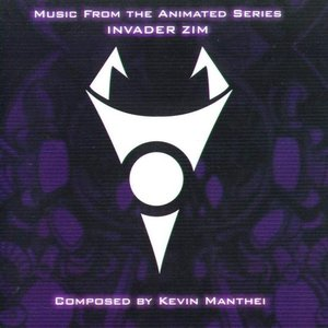 Immagine per 'Invader ZIM: Music from the Animated Series'