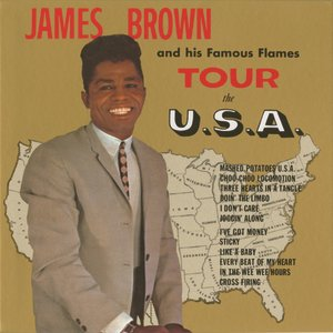 Image for 'James Brown And His Famous Flames Tour The U.S.A.'