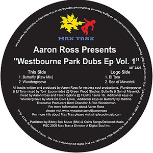 """Image for 'Aaron Ross Presents: """"Westbourne Park Dubs EP VOL.1""""'"""