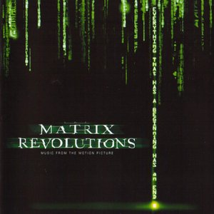 Image for 'the Matrix Revolutions OST'