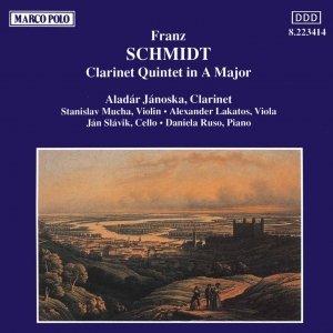 Image for 'SCHMIDT: Clarinet Quintet in A Major'