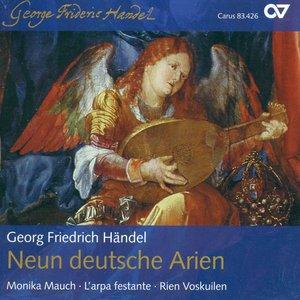 Image for 'Handel, G.F.: Arias (German)'