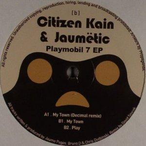 Image for 'Playmobil 7 EP'
