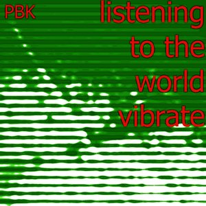 Imagem de 'Listening To The World Vibrate'