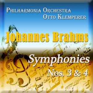 Image for 'Brahms: Symphonies Nos. 3 & 4'