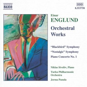 Image for 'ENGLUND: Symphonies Nos. 2 and 4 / Piano Concerto No. 1'