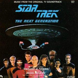 Bild för 'Star Trek: The Next Generation, Volume 1: Encounter at Farpoint'