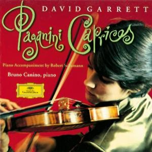 Image for 'Paganini: Caprices for Violin, Op.24'