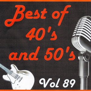 Image for 'Best of 40's and 50's, Vol. 89'