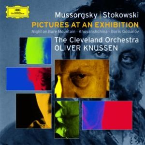 Image for 'Mussorgsky (transc.: Stokowski): Pictures at an Exhibition/Boris Godounov Synthesis etc'