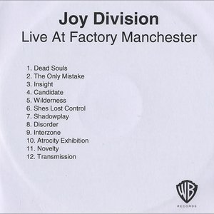 Image for '1979-07-13: Factory, Manchester, UK'