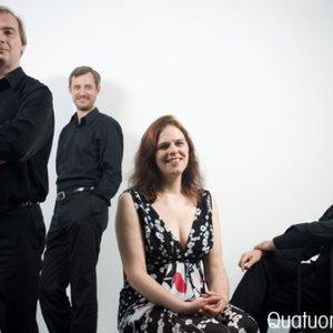 Image for 'Quatuor Manfred, Marie Berreau, Luigi Vecchioni, Alain Pelissier, Christian Wolff'