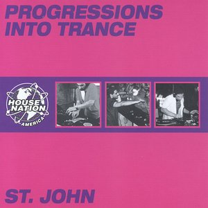 Image for 'Progressions Into Trance (Mixed by St. John)'