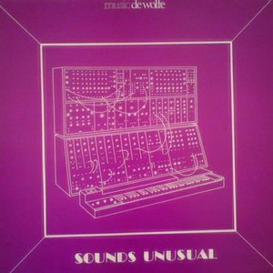 Image for 'Sounds Unusual'