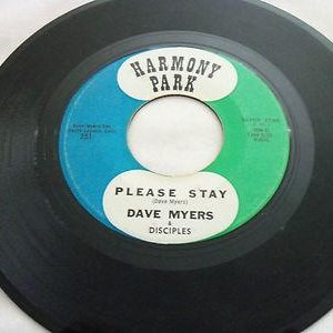 Image for 'Dave Myers & The Disciples'